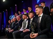 6 March 2020; Brendan Maher of Borris-Ileigh sits for the Hurling Team of the Year Award photo during the AIB GAA Club Players' Awards at Croke Park in Dublin. Photo by Ramsey Cardy/Sportsfile