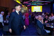 6 March 2020; AIB GAA Club Footballer of the Year Ronan Steede of Corofin walks to the stage during the AIB GAA Club Players' Awards at Croke Park in Dublin. Photo by Sam Barnes/Sportsfile