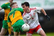 7 March 2020; Darragh Canavan of Tyrone during the EirGrid Ulster GAA Football U20 Championship Final match between Tyrone and Donegal at St Tiernach's Park in Clones, Monaghan. Photo by Oliver McVeigh/Sportsfile