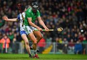 7 March 2020; Gearoid Hegarty of Limerick scores his side's first goal of the game during the Allianz Hurling League Division 1 Group A Round 3 match between Limerick and Waterford at LIT Gaelic Grounds in Limerick. Photo by Eóin Noonan/Sportsfile