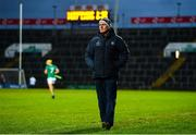 7 March 2020; Limerick manager John Kiely during the Allianz Hurling League Division 1 Group A Round 3 match between Limerick and Waterford at LIT Gaelic Grounds in Limerick. Photo by Diarmuid Greene/Sportsfile