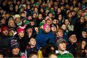 7 March 2020; A section of the 9,097 spectators in attendance at the Allianz Hurling League Division 1 Group A Round 3 match between Limerick and Waterford at LIT Gaelic Grounds in Limerick. Photo by Diarmuid Greene/Sportsfile