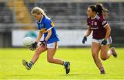 8 March 2020; Kate Davey of Tipperary and Charlotte Cooney of Galway uring the 2020 Lidl Ladies National Football League Division 1 Round 5 match between Galway and Tipperary at Tuam Stadium in Tuam, Galway. Photo by Ramsey Cardy/Sportsfile