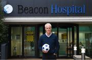 28 February 2020; Republic of Ireland manager Mick McCarthy in attendance during the launch of new Sports Lab at the Beacon Hospital in Sandyford, Dublin. Photo by Stephen McCarthy/Sportsfile