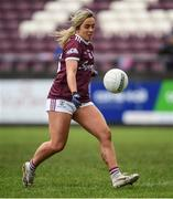 8 March 2020; Chloe Miskell of Galway during the 2020 Lidl Ladies National Football League Division 1 Round 5 match between Galway and Tipperary at Tuam Stadium in Tuam, Galway. Photo by Ramsey Cardy/Sportsfile