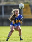 8 March 2020; Emer McCarthy of Tipperary during the 2020 Lidl Ladies National Football League Division 1 Round 5 match between Galway and Tipperary at Tuam Stadium in Tuam, Galway. Photo by Ramsey Cardy/Sportsfile