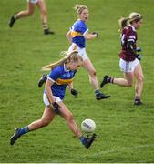 8 March 2020; Anna Carey of Tipperary during the 2020 Lidl Ladies National Football League Division 1 Round 5 match between Galway and Tipperary at Tuam Stadium in Tuam, Galway. Photo by Ramsey Cardy/Sportsfile