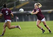 8 March 2020; Andrea Trill of Galway during the 2020 Lidl Ladies National Football League Division 1 Round 5 match between Galway and Tipperary at Tuam Stadium in Tuam, Galway. Photo by Ramsey Cardy/Sportsfile