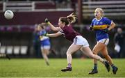 8 March 2020; Shauna Molloy of Galway during the 2020 Lidl Ladies National Football League Division 1 Round 5 match between Galway and Tipperary at Tuam Stadium in Tuam, Galway. Photo by Ramsey Cardy/Sportsfile