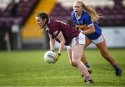 8 March 2020; Chelsie Crowe of Galway during the 2020 Lidl Ladies National Football League Division 1 Round 5 match between Galway and Tipperary at Tuam Stadium in Tuam, Galway. Photo by Ramsey Cardy/Sportsfile