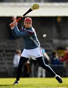8 March 2020; Aaron McHugh of Westmeath during the Allianz Hurling League Division 1 Relegation Play-Off match between Westmeath and Carlow at TEG Cusack Park in Mullingar, Westmeath. Photo by Seb Daly/Sportsfile