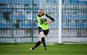 10 March 2020; Louise Quinn during a Republic of Ireland Women training session at Pod Malim Brdom in Petrovac, Montenegro. Photo by Stephen McCarthy/Sportsfile