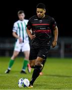 10 March 2020; Kaleem Simon of Wexford FC during the EA Sports Cup First Round match between Wexford FC and Bray Wanderers at Ferrycarrig Park in Wexford. Photo by Matt Browne/Sportsfile
