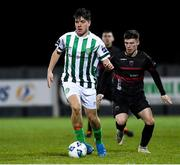 10 March 2020; Jake Ellis of Bray Wanderers during the EA Sports Cup First Round match between Wexford FC and Bray Wanderers at Ferrycarrig Park in Wexford. Photo by Matt Browne/Sportsfile