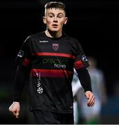 10 March 2020; Patrick O'Sullivan of Wexford FC during the EA Sports Cup First Round match between Wexford FC and Bray Wanderers at Ferrycarrig Park in Wexford. Photo by Matt Browne/Sportsfile