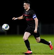 10 March 2020; Conor Crowley of Wexford FC during the EA Sports Cup First Round match between Wexford FC and Bray Wanderers at Ferrycarrig Park in Wexford. Photo by Matt Browne/Sportsfile