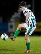 10 March 2020; Conor Beham of Bray Wanderers during the EA Sports Cup First Round match between Wexford FC and Bray Wanderers at Ferrycarrig Park in Wexford. Photo by Matt Browne/Sportsfile
