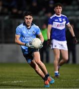 6 March 2020; Lorcan O'Dell of Dublin during the EirGrid Leinster GAA Football U20 Championship Final match between Laois and Dublin at Netwatch Cullen Park in Carlow. Photo by Matt Browne/Sportsfile