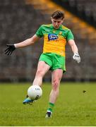7 March 2020; Cormac Finn of Donegal during the EirGrid Ulster GAA Football U20 Championship Final match between Tyrone and Donegal at St Tiernach's Park in Clones, Monaghan. Photo by Oliver McVeigh/Sportsfile