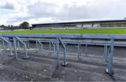 15 March 2020; A general view of St Conleth's Park in Newbridge, Kildare, at a time when Kildare should have been playing against Cavan in a Allianz Football League Division 2 Round 6 game. Following directives from the Irish Government and the Department of Health the majority of the country's sporting associations have suspended all activity until March 29, in an effort to contain the spread of the Coronavirus (COVID-19).  Photo by Piaras Ó Mídheach/Sportsfile