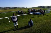 22 March 2020; A general view during the Randox Ulster National Handicap Steeplechase at Downpatrick Racecourse in Downpatrick, Down. Photo by Ramsey Cardy/Sportsfile