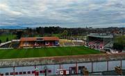 31 March 2020; A general view of Tolka Park, home of Shelbourne Football Club, in Dublin. Photo by Ramsey Cardy/Sportsfile
