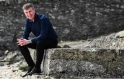9 April 2020; Republic of Ireland manager Stephen Kenny poses for a portrait close to his home in Co Louth prior to speaking to media. Photo by Stephen McCarthy/Sportsfile