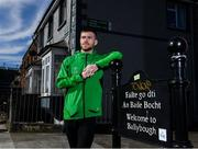 17 April 2020; Republic of Ireland and Shamrock Rovers midfielder Jack Byrne poses in his beloved Ballybough during a training run near his home in Dublin. Photo by Stephen McCarthy/Sportsfile