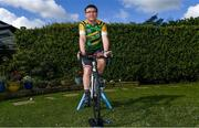 2 May 2020; Ard Stiúrthóir of the GAA Tom Ryan takes part in the Croke Park Staff Cycle Challenge from his home in Dublin. Eight members of the Croke Park GAA staff team are tackling the 630km from Malin to Mizen Head in a 'static' cycle on their own turbo trainers. The eight cyclists will cover the 630km in 5 stages in 24 hours, from 7am on Saturday until 7am on Sunday. You can donate here; https://bit.ly/2z5EqFK and all proceeds raised will be for the frontline staff at the Mater Hospital.  Photo by Ray McManus/Sportsfile