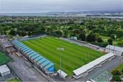 10 May 2020; A general view of Parnell Park on the afternoon of the Leinster GAA Hurling Senior Championship Round 1 match between Dublin and Kilkenny at Parnell Park in Dublin. This weekend, May 9 and 10, was due to be the first weekend of games in Ireland of the GAA All-Ireland Senior Championship, beginning with provincial matches, which have been postponed following directives from the Irish Government and the Department of Health in an effort to contain the spread of the Coronavirus (COVID-19). The GAA have stated that no inter-county games will take place before October 2020. Photo by Stephen McCarthy/Sportsfile