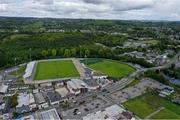 13 May 2020; A general view of MacCumhaill Park in Ballybofey, Donegal. Photo by Stephen McCarthy/Sportsfile