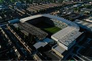 14 May 2020; A general view of Windsor Park in Belfast, Northern Ireland. Photo by Stephen McCarthy/Sportsfile