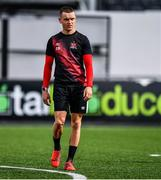 10 June 2020; Darragh Leahy during a Dundalk training session at Oriel Park in Dundalk, Louth. Following approval from the Football Association of Ireland and the Irish Government, the four European qualified SSE Airtricity League teams resumed collective training. On March 12, the FAI announced the cessation of all football under their jurisdiction upon directives from the Irish Government, the Department of Health and UEFA, due to the outbreak of the Coronavirus (COVID-19) pandemic. Photo by Ben McShane/Sportsfile