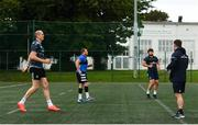 22 June 2020; Devin Toner during Leinster rugby squad training at UCD in Dublin. Rugby teams have been approved for return of restricted training under IRFU and the Irish Government's Roadmap for Reopening of Society and Business following strict protocols of social distancing and hand sanitisation among other measures allowing it to return in a phased manner, having been suspended since March due to the Irish Government's efforts to contain the spread of the Coronavirus (COVID-19) pandemic. Photo by Marcus Ó Buachalla for Leinster Rugby via Sportsfile