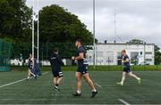 22 June 2020; Vakh Abdaladze during Leinster rugby squad training at UCD in Dublin. Rugby teams have been approved for return of restricted training under IRFU and the Irish Government's Roadmap for Reopening of Society and Business following strict protocols of social distancing and hand sanitisation among other measures allowing it to return in a phased manner, having been suspended since March due to the Irish Government's efforts to contain the spread of the Coronavirus (COVID-19) pandemic. Photo by Marcus Ó Buachalla for Leinster Rugby via Sportsfile