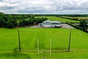 23 June 2020; A general view of the freshly cut pitch at Daniel Graham Memorial Park in Ardclough GAA, Kildare. Following restrictions imposed by the Irish Government and the Health Service Executive in an effort to contain the spread of the Coronavirus (COVID-19) pandemic, all GAA facilities closed on March 25. Pitches are due to fully open to club members for training on June 24, and club matches provisionally due to start on July 31 with intercounty matches due to to take place no sooner that October 17. Photo by Piaras Ó Mídheach/Sportsfile