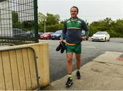25 June 2020; Michael Murphy arrives for a Glenswilly GAA Club training session at Glenkerragh in Donegal. Following approval from the GAA and the Irish Government, the GAA released its safe return to play protocols, allowing pitches to be opened for non contact training on 24 June and for training and challenge games to resume from 29 June. On March 25, the GAA announced the cessation of all GAA activities and closures of all GAA facilities under their jurisdiction upon directives from the Irish Government in an effort to contain the Coronavirus (COVID-19) pandemic. Photo by Oliver McVeigh/Sportsfile