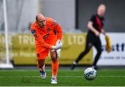 3 July 2020; Gary Rogers during a Dundalk training match at Oriel Park in Dundalk, Louth. Photo by Ben McShane/Sportsfile