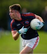 9 July 2020; Shane Walsh of Clontarf during the Senior Football Club Challenge match between Fingallians and Clontarf at Lawless Memorial Park in Swords, Dublin. Photo by Stephen McCarthy/Sportsfile