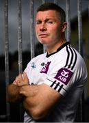 16 July 2020; Pictured is former Portumna and Galway hurler Damien Hayes ahead of this weekend's return of play for GAA clubs across Ireland. With no Provincial or All-Ireland series due to Covid-19, 2020 is a unique season for Club games. AIB, sponsors of the GAA All Ireland Football and Hurling Club Championships for 30 years, extends best wishes to all teams returning to pitches across the country. AIB is proud to sponsor the AIB GAA All-Ireland Club Championships in the Junior, Intermediate and Senior Championships across Football, Hurling and Camogie. For exclusive content and to see why AIB are backing Club and County follow @AIB_GAA on Twitter, Instagram, Facebook and AIB.ie/GAA. Photo by Harry Murphy/Sportsfile