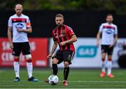 14 July 2020; Keith Ward of Bohemians during a Club Friendly between Dundalk and Bohemians at Oriel Park in Dundalk, Louth. Photo by Ben McShane/Sportsfile