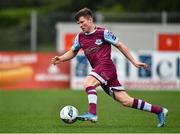 17 July 2020; Conor Kane of Drogheda during the Club Friendly match between Dundalk and Drogheda United at Oriel Park in Dundalk, Louth. Photo by Eóin Noonan/Sportsfile
