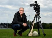 21 July 2020; Award-winning filmmaker Ross Whitaker at the launch of AIB's The Toughest Summer, a documentary which will tell the story of Summer 2020 which saw an unprecedented halt to Gaelic Games. The series is made up of five webisodes as well as a full-length feature documentary which will air on RTÉ One in late August. Ballyhale Shamrocks and Kilkenny hurler TJ Reid features in the first webisode that will be available on AIB's YouTube channel from 1pm on Thursday 23rd July at www.youtube.com/aib. For exclusive content and to see why AIB are backing Club and County follow us @AIB_GAA on Twitter, Instagram, Facebook and AIB.ie/GAA. Photo by Ramsey Cardy/Sportsfile