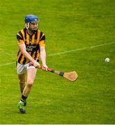 18 July 2020; Jody Donohoe of Shelmaliers during the Wexford County Senior Hurling Championship Group D Round 1 match between Rapparees-Starlights and Shelmaliers at Chadwicks Wexford Park in Wexford. Competitive GAA matches have been approved to return following the guidelines of Phase 3 of the Irish Government's Roadmap for Reopening of Society and Business and protocols set down by the GAA governing authorities. With games having been suspended since March, competitive games can take place with updated protocols including a limit of 200 individuals at any one outdoor event, including players, officials and a limited number of spectators, with social distancing, hand sanitisation and face masks being worn by those in attendance among other measures in an effort to contain the spread of the Coronavirus (COVID-19) pandemic. Photo by Sam Barnes/Sportsfile