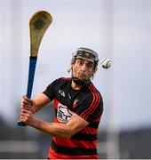 24 July 2020; Pauric Mahony of Ballygunnar during the Waterford County Senior Hurling Championship Group A Round 1 match between Ballygunnar and Tallow at Fraher Field in Dungarvan, Waterford. GAA matches continue to take place in front of a limited number of people in an effort to contain the spread of the coronavirus (Covid-19) pandemic. Photo by Matt Browne/Sportsfile