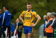 26 July 2020; Joe Canning of Portumna after he was sent off during the Galway County Senior Club Hurling Championship Group 3 Round 1 match between Sarsfields and Portumna at Kenny Park in Athenry, Galway. GAA matches continue to take place in front of a limited number of people in an effort to contain the spread of the Coronavirus (COVID-19) pandemic. Photo by David Fitzgerald/Sportsfile