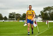 26 July 2020; Joe Canning of Portumna following the Galway County Senior Club Hurling Championship Group 3 Round 1 match between Sarsfields and Portumna at Kenny Park in Athenry, Galway. GAA matches continue to take place in front of a limited number of people in an effort to contain the spread of the Coronavirus (COVID-19) pandemic. Photo by David Fitzgerald/Sportsfile