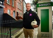 28 July 2020; Former Mayo GAA and Ballina Stephenites footballer David Brady ahead of Episode Two of AIB's The Toughest Summer, a documentary which tells the story of Summer 2020 which saw an unprecedented halt to Gaelic Games. The series is made up of five webisodes as well as a full-length feature documentary to air on RTÉ One in late August. David Brady features in the second webisode that will be available on AIB's YouTube channel from 1pm on Thursday 30th July at www.youtube.com/aib. For exclusive content and to see why AIB are backing Club and County follow us @AIB_GAA on Twitter, Instagram, Facebook and AIB.ie/GAA. Photo by Seb Daly/Sportsfile