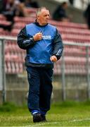 26 July 2020; Castlehaven manager James McCarthy during the Cork County Premier Senior Football Championship Group B Round 1 match between Castlehaven and Carbery Rangers Clonakilty in Cork. GAA matches continue to take place in front of a limited number of people in an effort to contain the spread of the Coronavirus (COVID-19) pandemic. Photo by Brendan Moran/Sportsfile