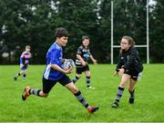 30 July 2020; Daragh Brady during the Bank of Ireland Leinster Rugby Summer Camp at Dundalk RFC in Louth. Photo by Eóin Noonan/Sportsfile